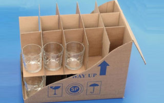 Box Glass Mug Inserts Dividers