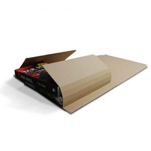 Lightweight Book Wraps - 248 x 165 x 70mm - 40 Wraps