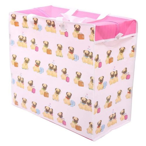 laundry-bags-pugs-design-laundry-storage-bag