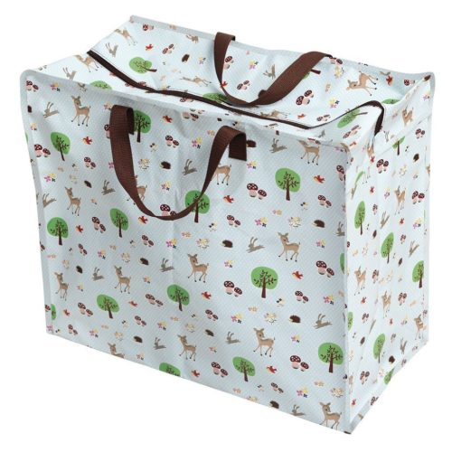 laundry-bags-woodland-animals-jumbo-storage-bag