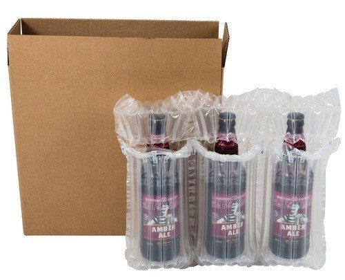 wine-beer-airsac-kit-for-shipping-three-3-bottles-of-lager-beer-or-cider-postal-pack