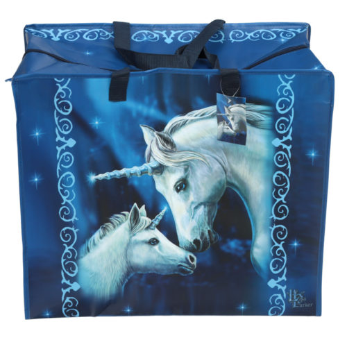 Unicorn Designed by Lisa Parker Laundry Storage Bag