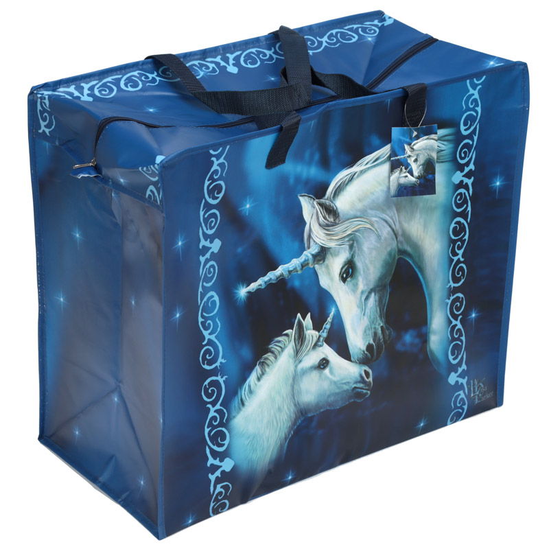 Unicorn Designed by Lisa Parker Laundry Storage Bag ...