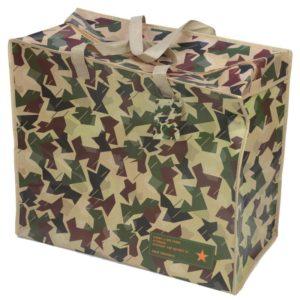 Camouflage Laundry Storage Bag