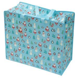 Christmas Design Laundry Storage Bag