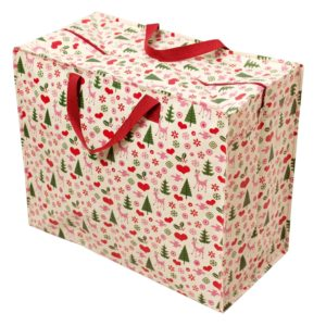 laundry-bags-50-s-christmas-design-jumbo-storage-bag