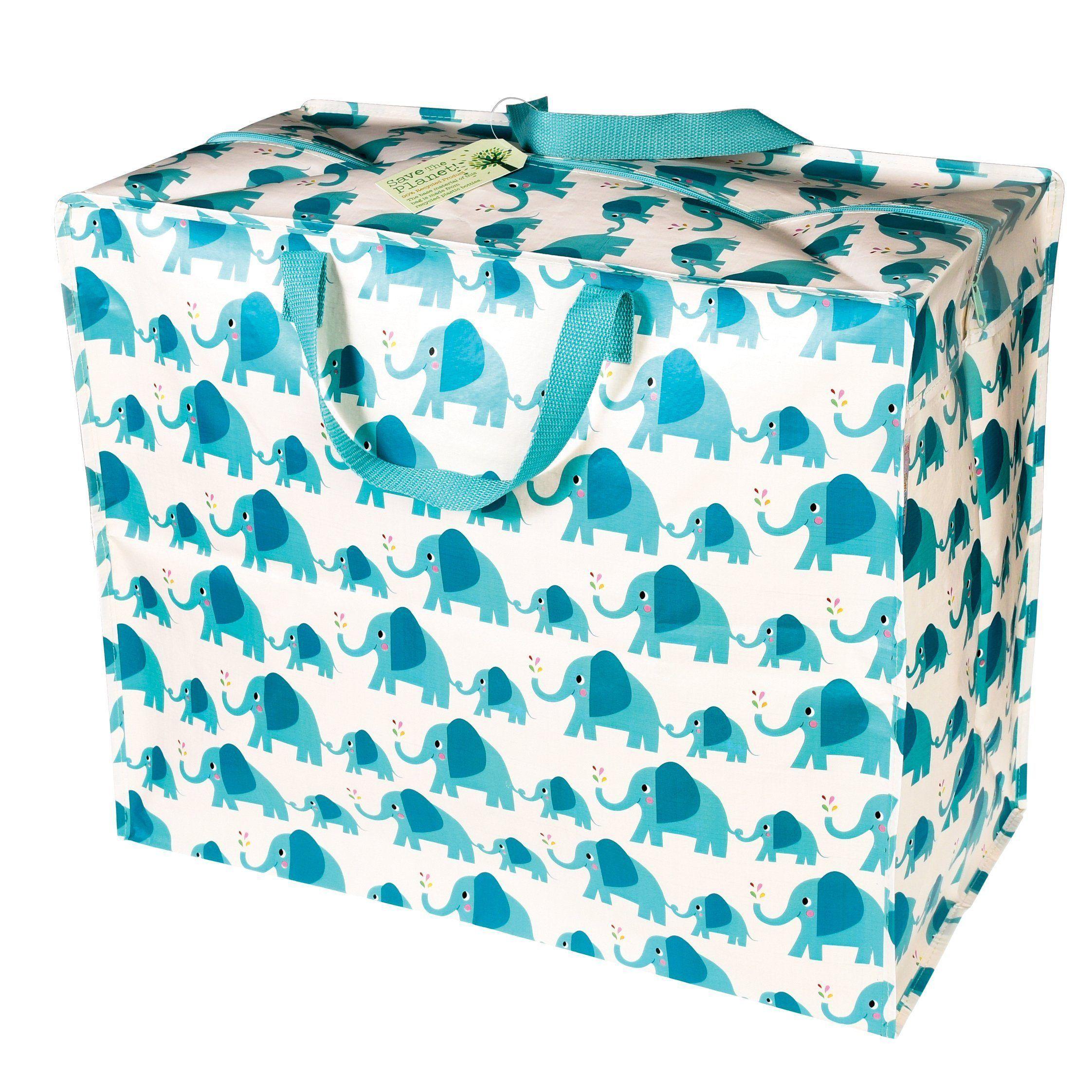 laundry-bags-elvis-the-elephant-design-jumbo-storage-bag