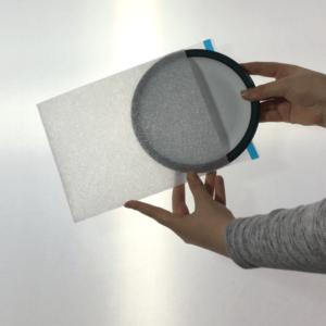 Cushion Foam Pouch PK10 - Small/Tea Plate - Pack of 10