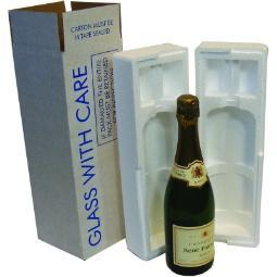 One Champagne Bottle Kit - Postal Pack