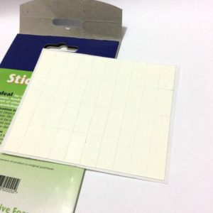 Ultratape 40 Double Sided Sticky Foam Pads 25mm x 12mm