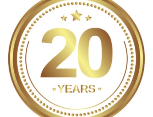 Celebrating 20 years of business!