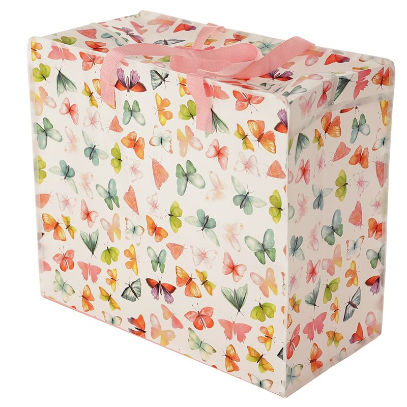 Butterfly Laundry Storage Bag